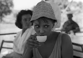 Sofia Loren e il caffè