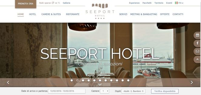 Seeport Web